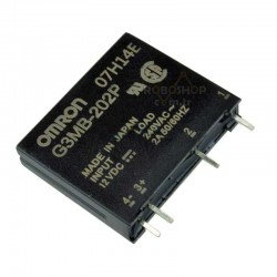 12V SSR Omron Solid State Röle G3MB-202P