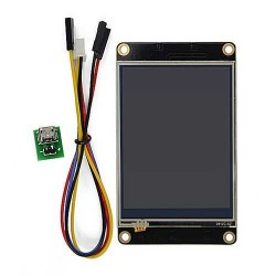 2.4 Inch Nextion Enhanced HMI Dokunmatik TFT Lcd Ekran NX3224K024