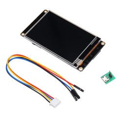 3.5 Inch Nextion Enhanced HMI Dokunmatik TFT Lcd Ekran NX4832K035