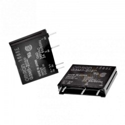 5V SSR Omron Solid State Röle G3MB-202P